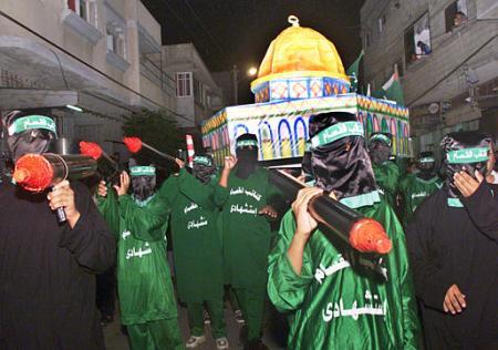 Le théâtre dans la Bande de Gaza: Une véritable culture de la haine.