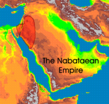 La civilisation nabatéenne
