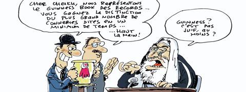 Al-Qaradhaoui pire que Williamson !